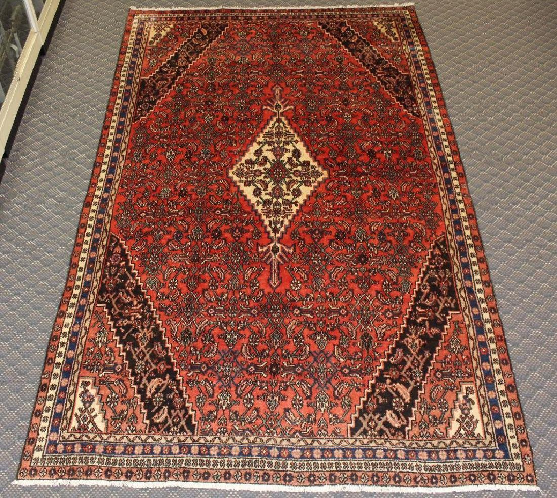 Persian Hand Woven Room Size Rug - 2