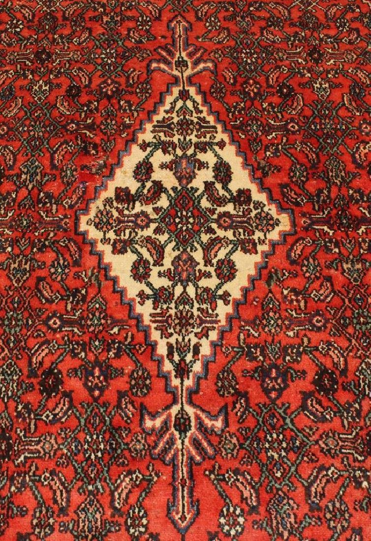 Persian Hand Woven Room Size Rug - 4