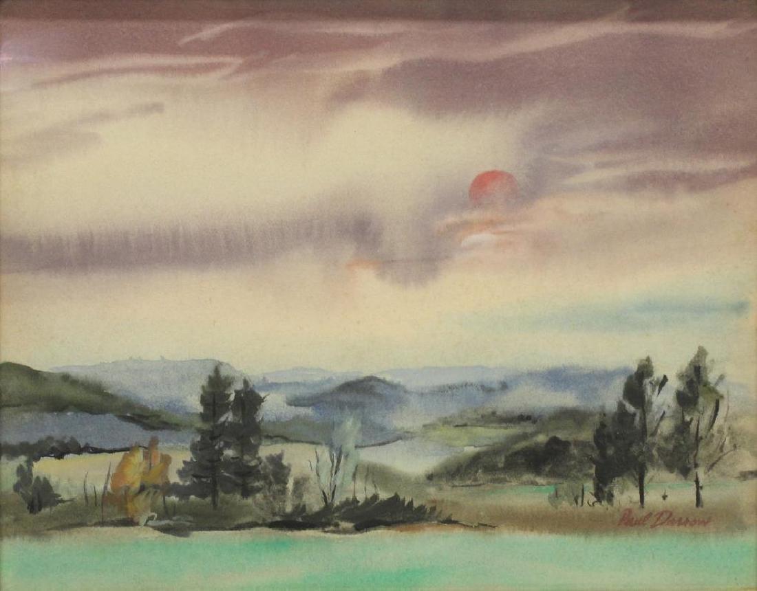 Paul W Darrow (b. 1902, California, Pennsylvania)