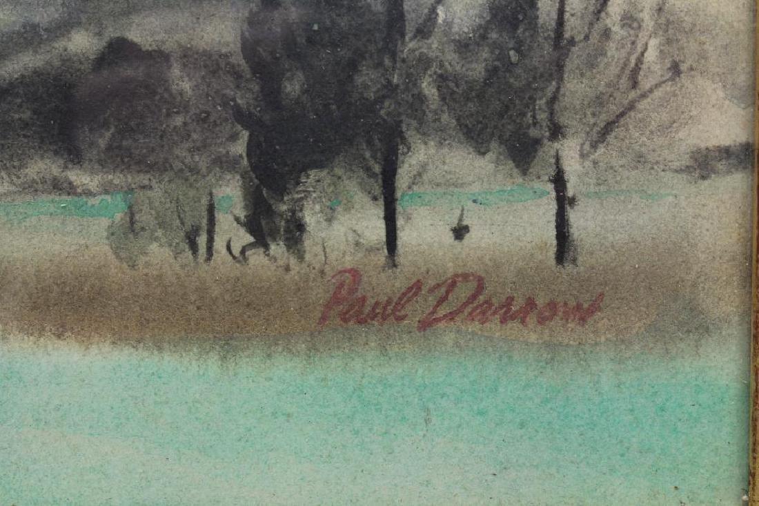 Paul W Darrow (b. 1902, California, Pennsylvania) - 3