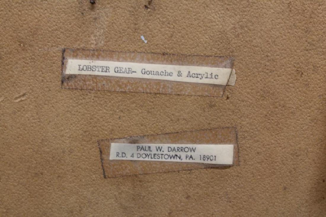 Paul W Darrow (b. 1902, California, Pennsylvania) - 5