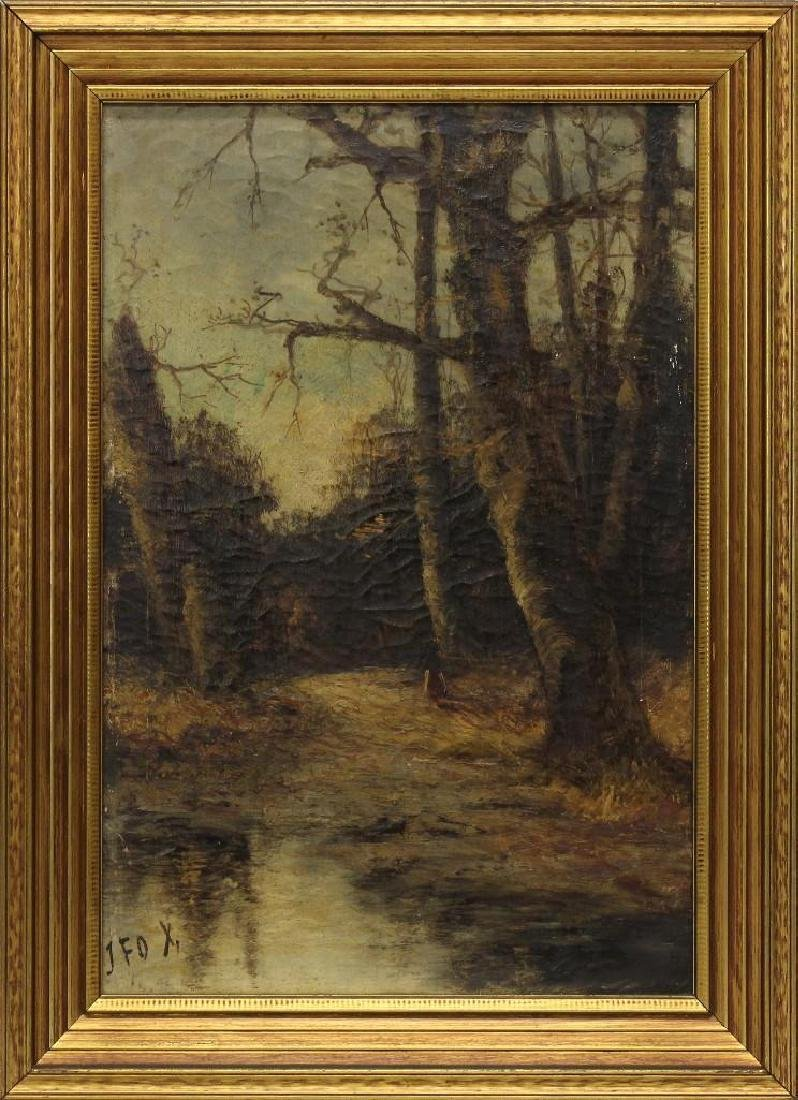 J. Fox, Forest Path.