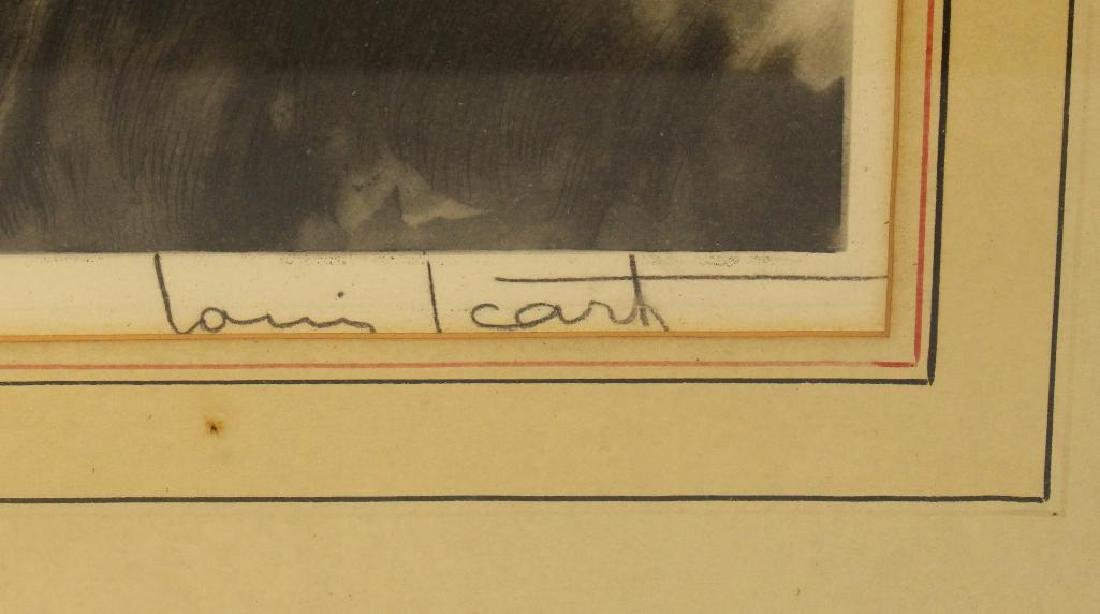 "Louis Icart (1888-1950) ""My Model"" - 3"