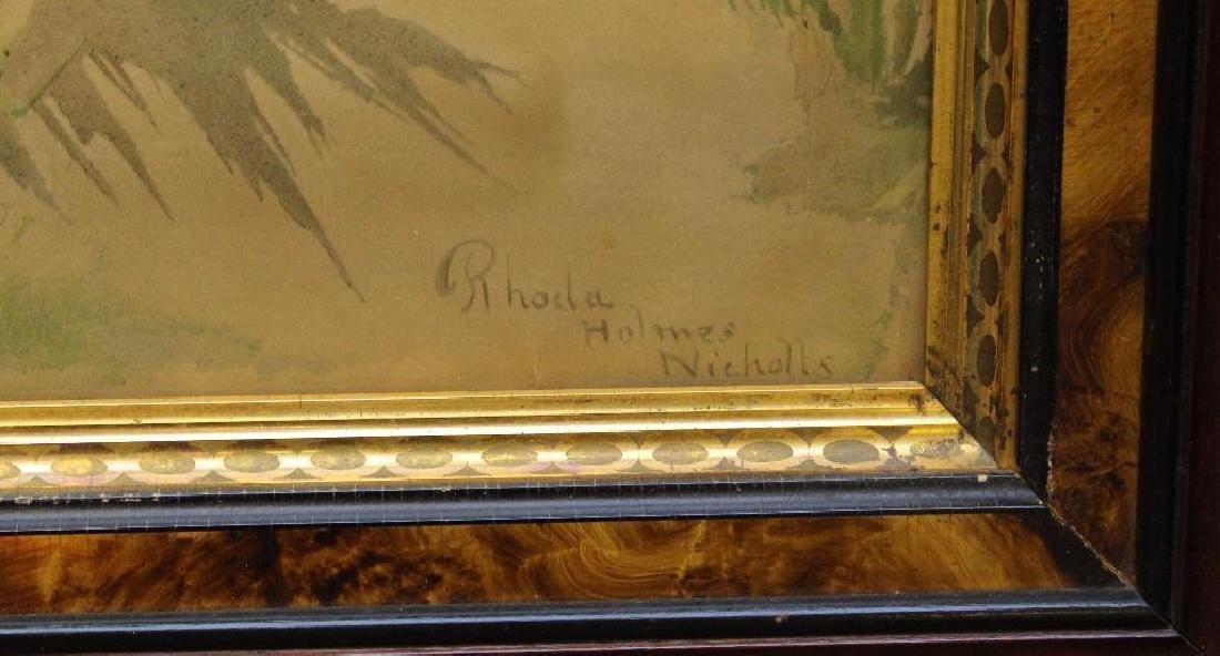 Rhoda Holmes Nichols (1854-1930, New York, Connecticut, - 3