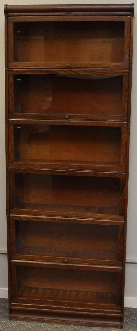 Lundstrom Barrister Bookcase
