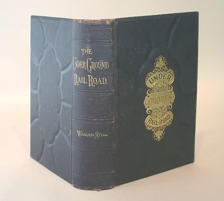 3005: Underground Railroad Book-1879.