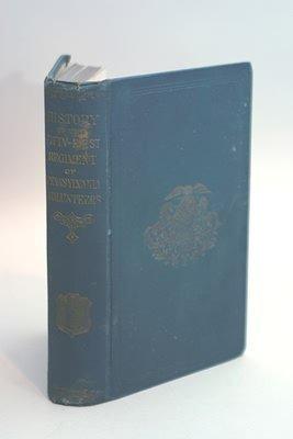 3008: Civil War Regimental History-51ST  PVI.