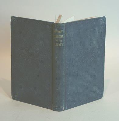 3011: Civil War Bayonet Manual-ID'ed.