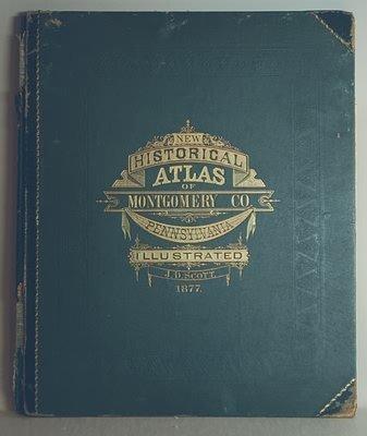 3017: Atlas of Montgomery County Pennsylvania-1877.
