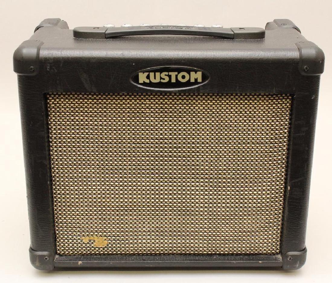 Kustom IGR Amplifier