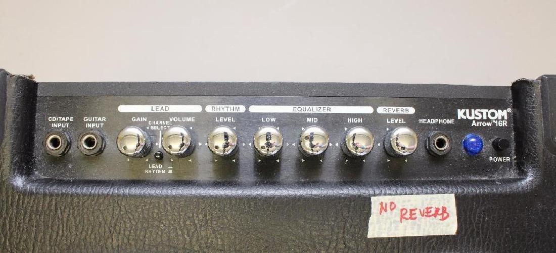 Kustom IGR Amplifier - 3