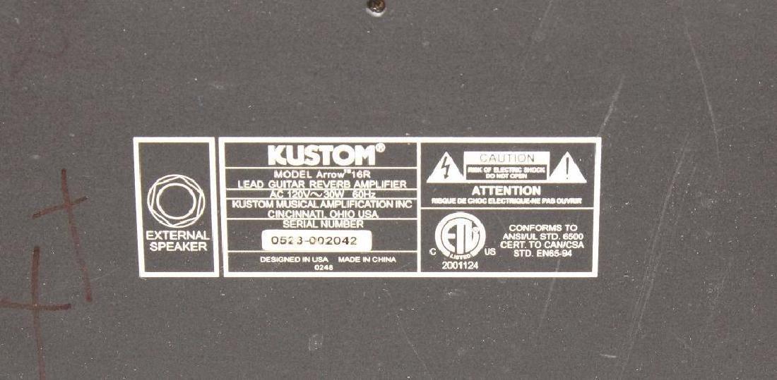 Kustom IGR Amplifier - 5