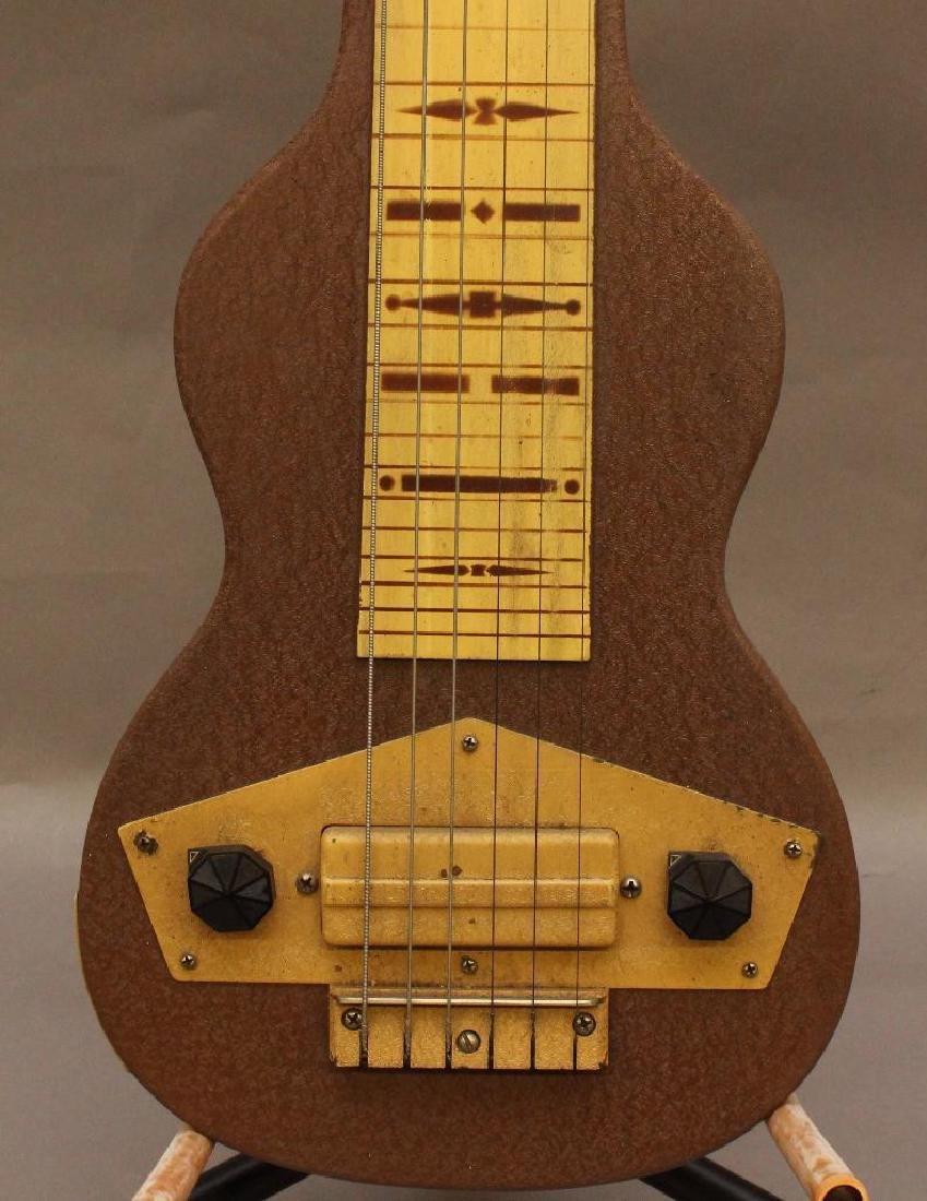 Mastertone Special Lap Steel Guitar - 2