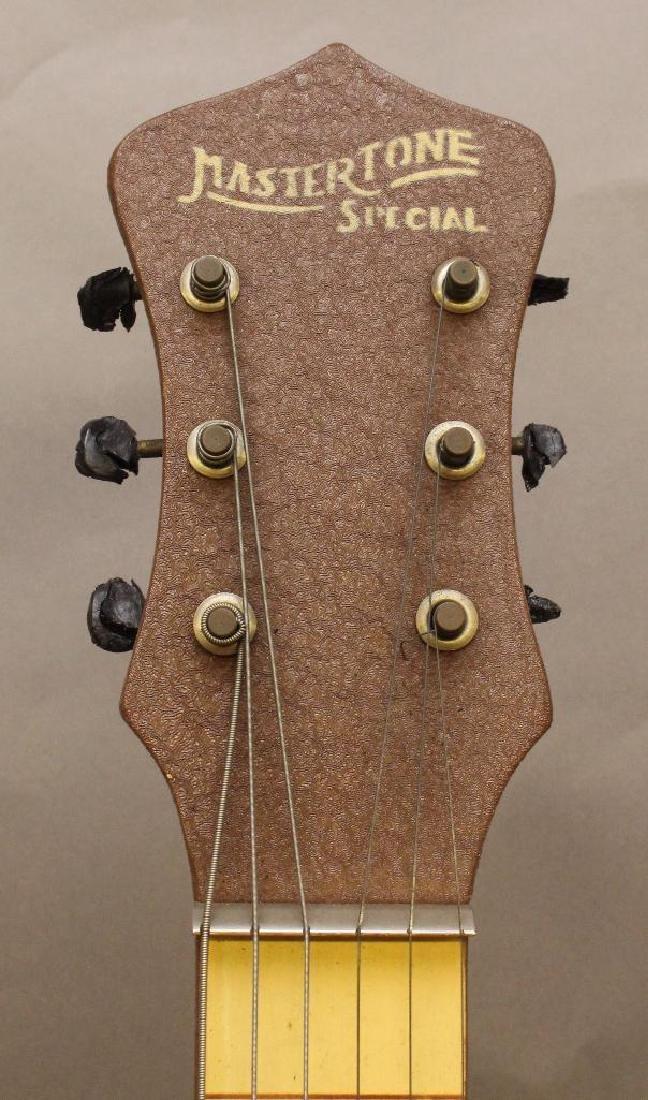 Mastertone Special Lap Steel Guitar - 3