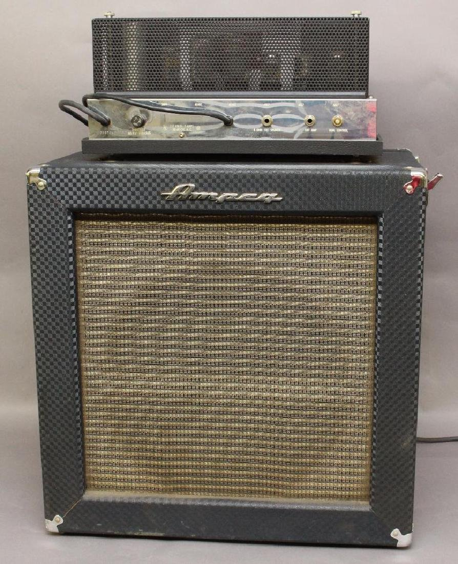 1960s Ampeg Portaflex Electric Bass Amplifier