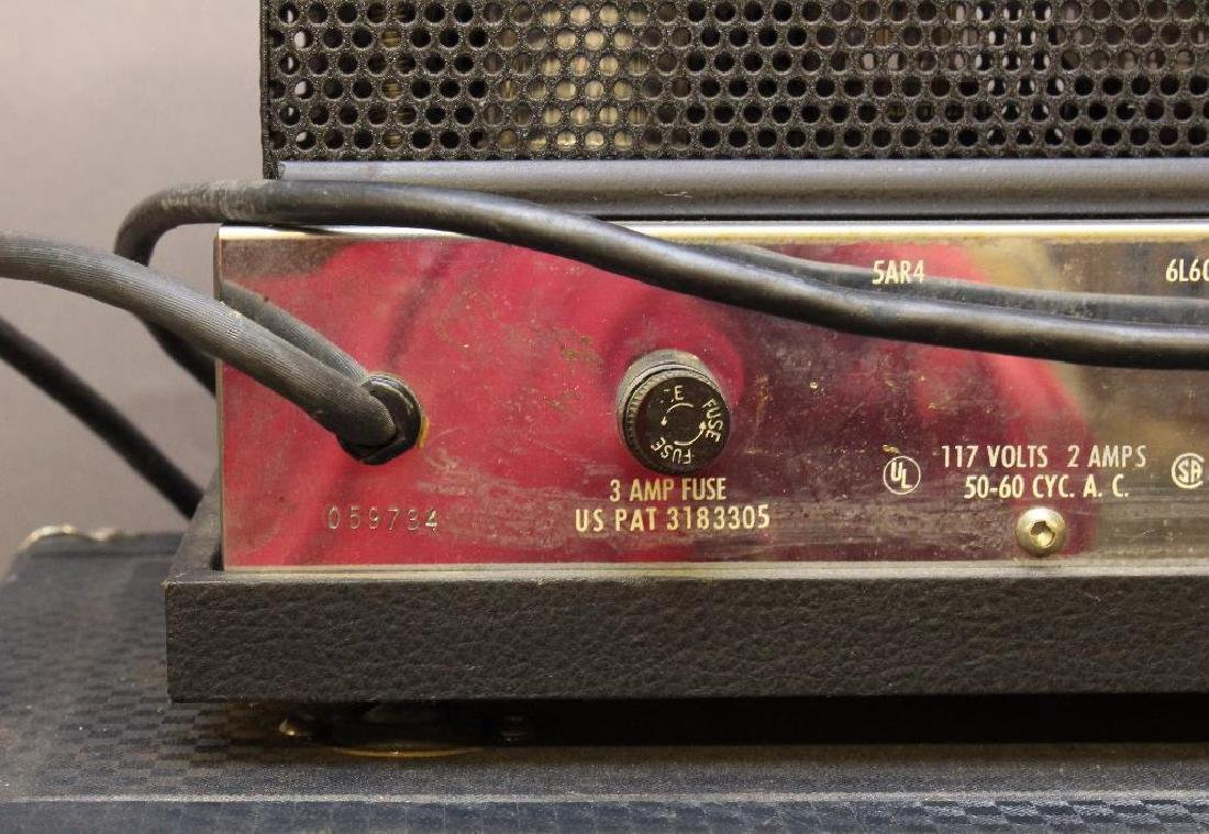 1960s Ampeg Portaflex Electric Bass Amplifier - 2