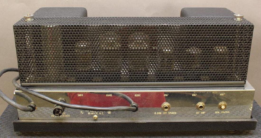 1960s Ampeg Portaflex Electric Bass Amplifier - 3