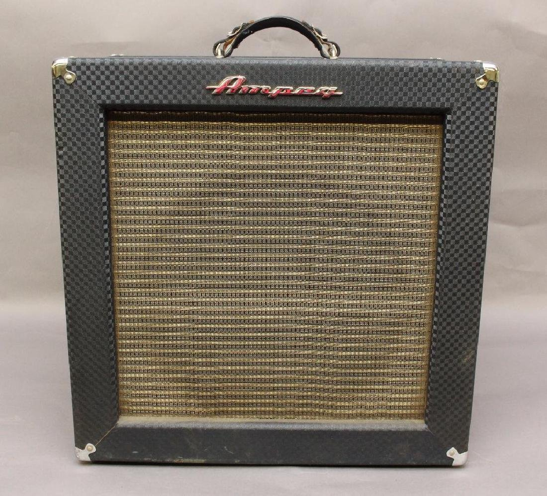 1960s Ampeg Portaflex Electric Bass Amplifier - 6