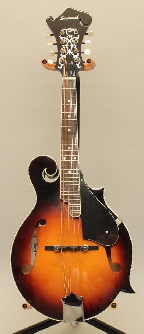 Savannah Mandolin F-5 Style Model FF-100