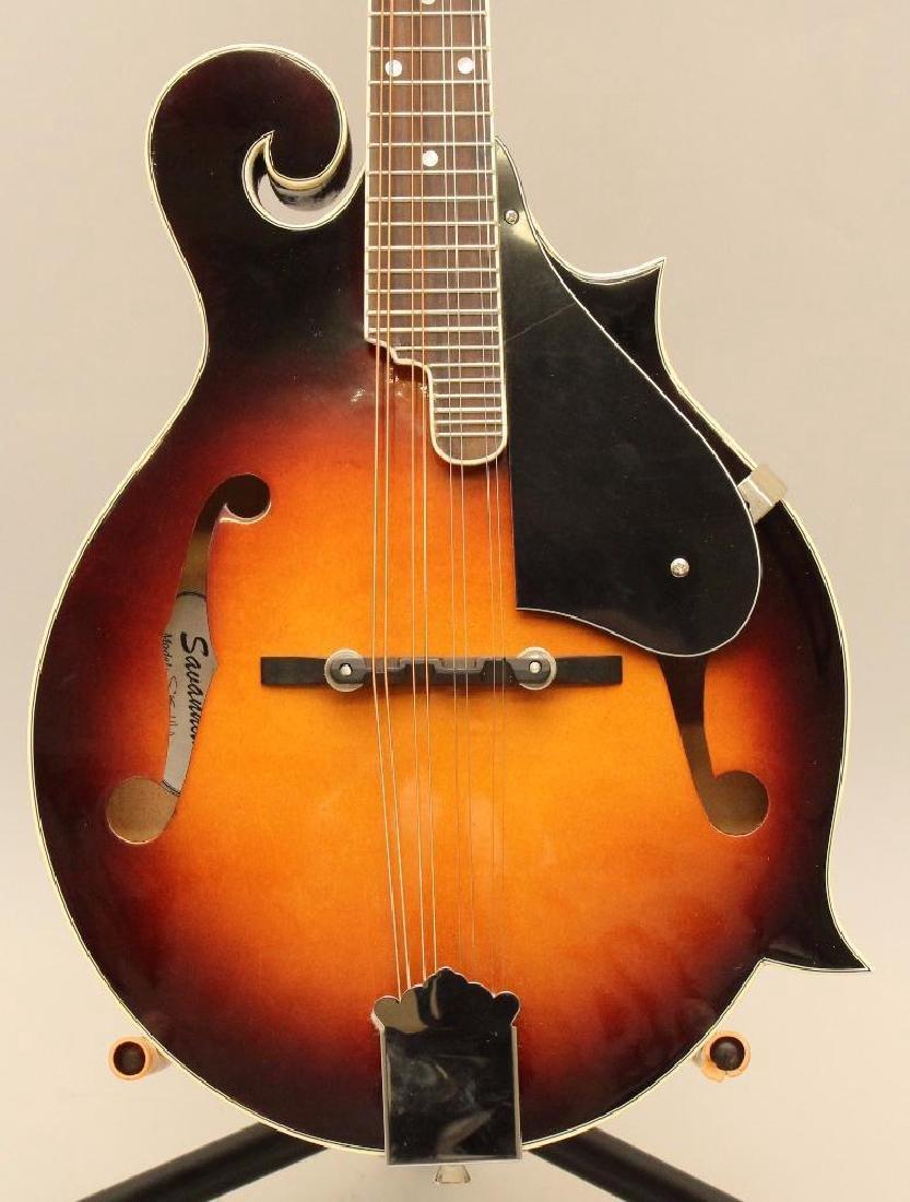Savannah Mandolin F-5 Style Model FF-100 - 2