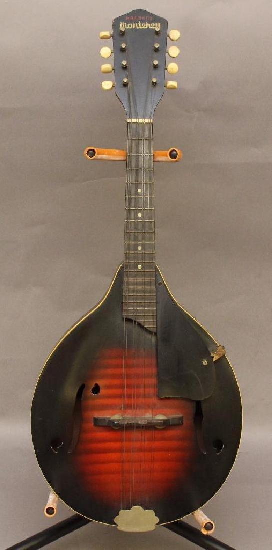 Harmony Monterey Mandolin