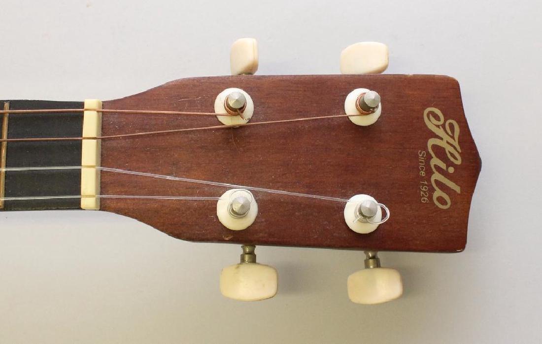 Hilo Baritone Ukelele Model 2655 - 4