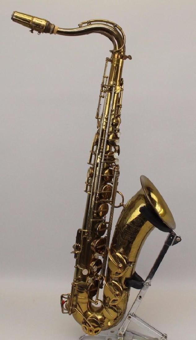 Henri Selmer Tenor Saxophone