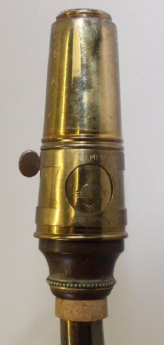 Henri Selmer Tenor Saxophone - 3