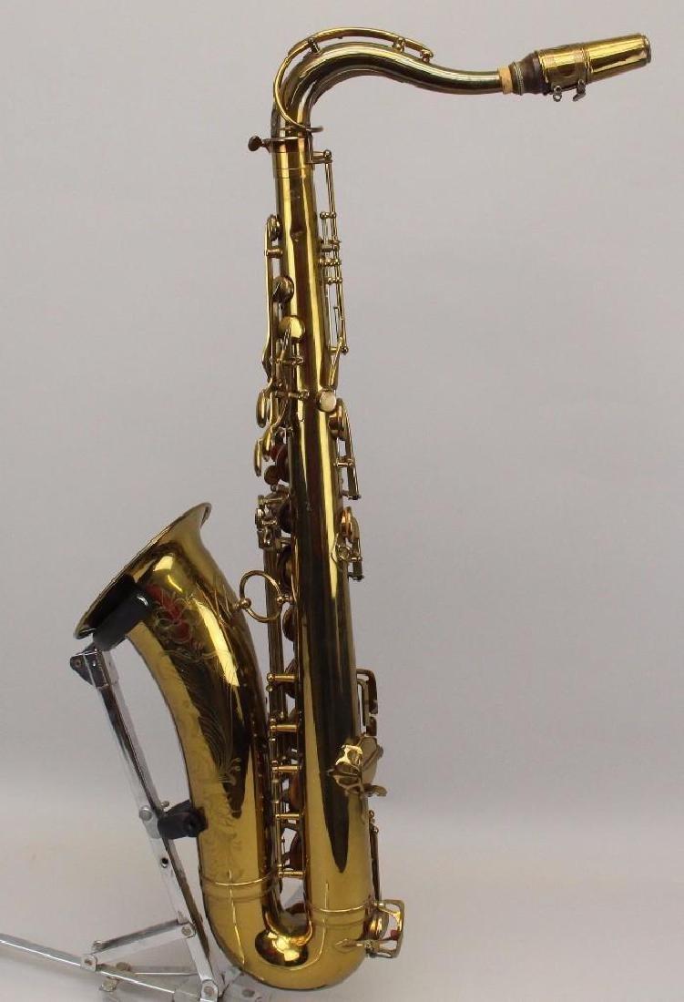 Henri Selmer Tenor Saxophone - 4