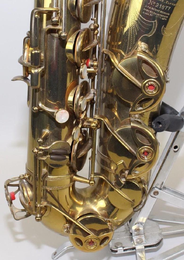 Henri Selmer Tenor Saxophone - 5