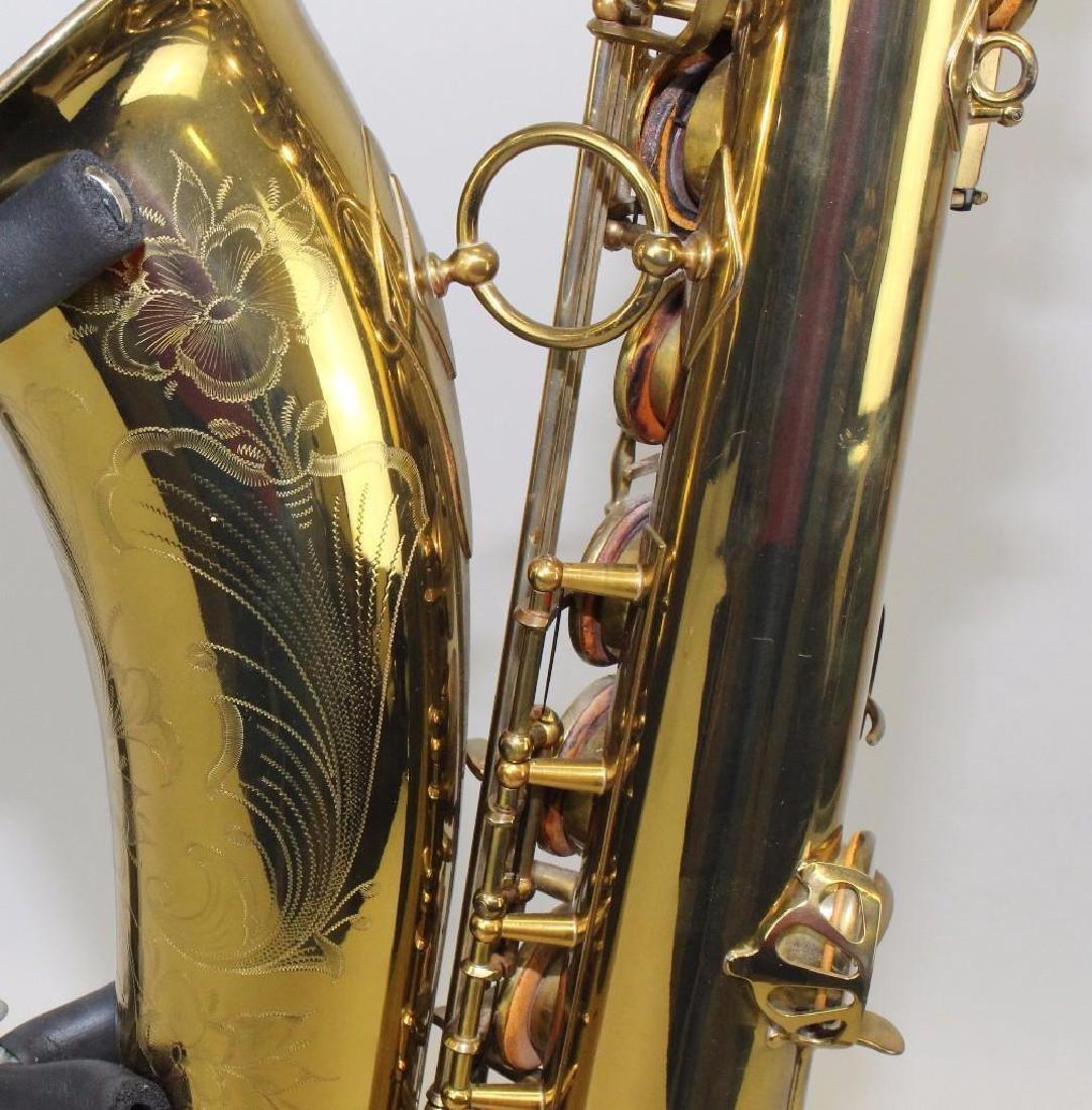 Henri Selmer Tenor Saxophone - 6