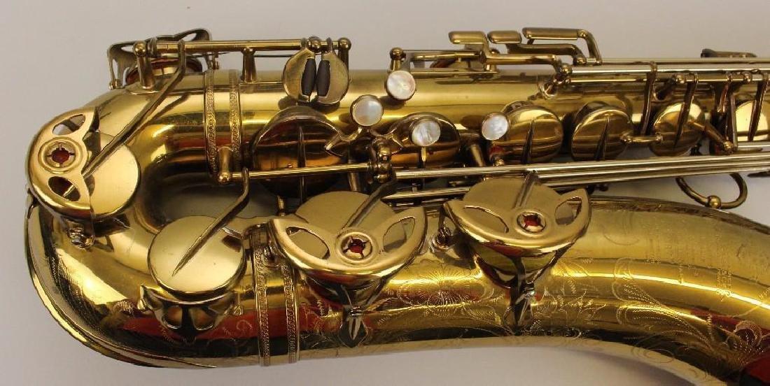 Henri Selmer Tenor Saxophone - 8