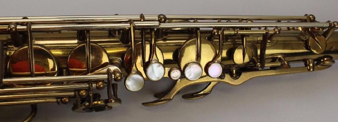 Henri Selmer Tenor Saxophone - 9