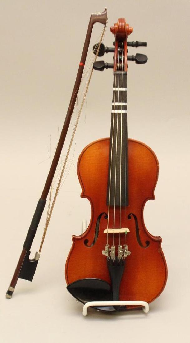 William Zeswitz Violin