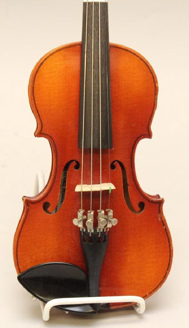 William Zeswitz Violin - 2