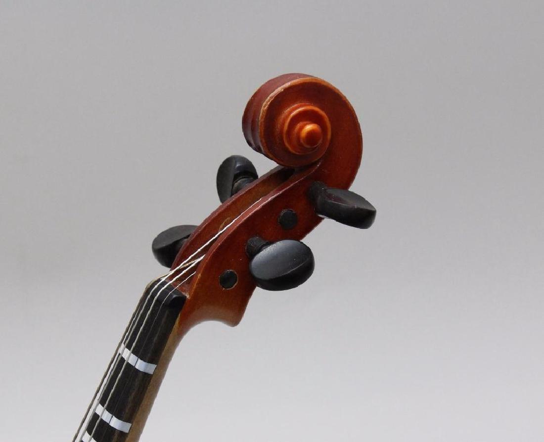 William Zeswitz Violin - 5