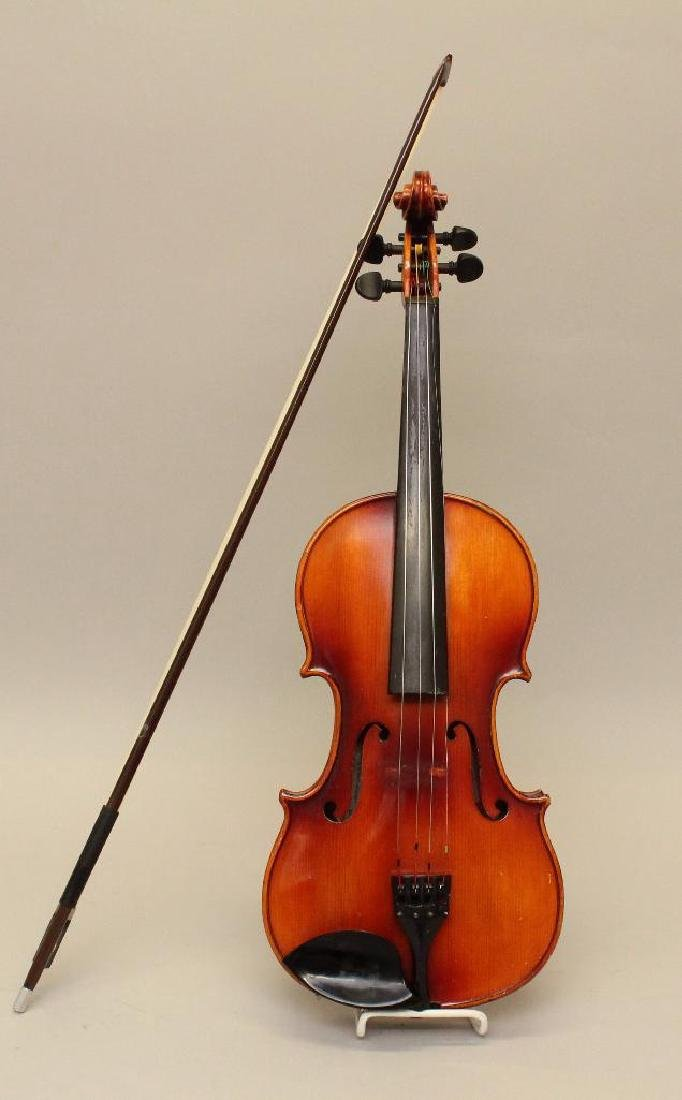 Karl Meisel Stradivarius copy Violin