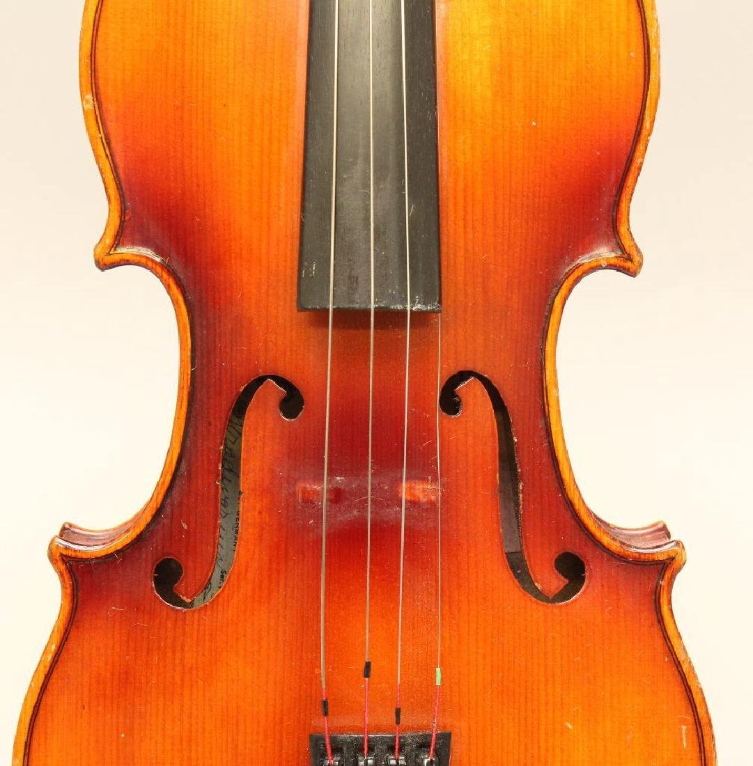 Karl Meisel Stradivarius copy Violin - 4