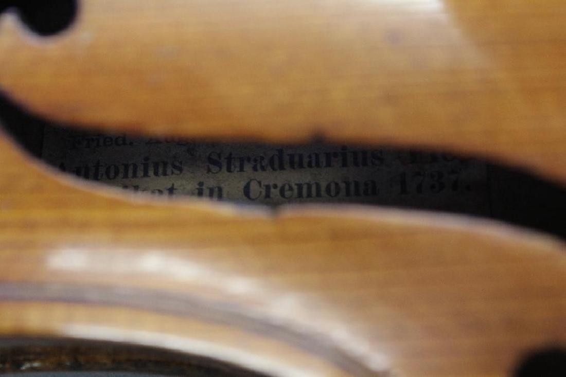Antonio Stradivarius Violin - 4