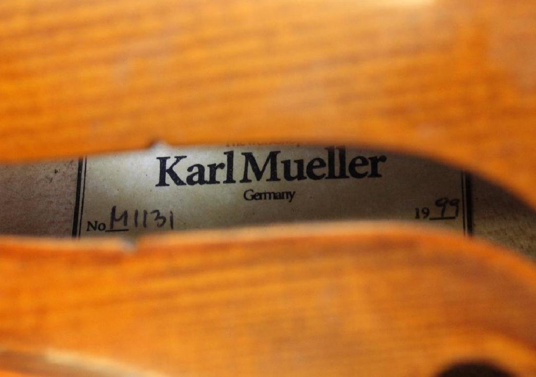 "Karl Mueller Violin ""The Young Artist Series"" - 5"