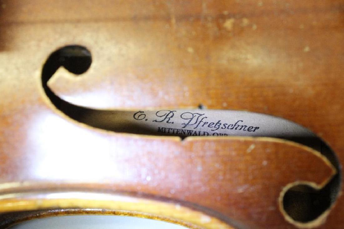 Copy of Antonio Stradivarius Violin - 4