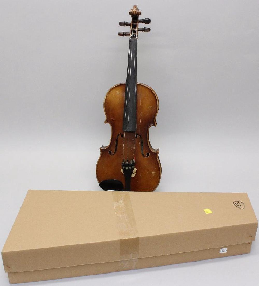 Copy of Antonio Stradivarius Violin - 7