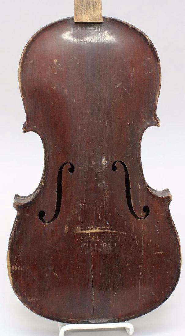 Stradivarius Violin - 2