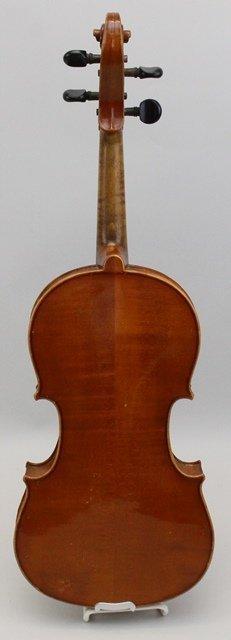 Wilmer E. Comstock Violin - 5