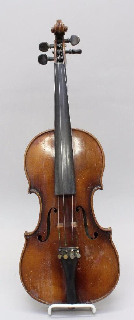E.R. Pretzscner Stradivarius Model Violin