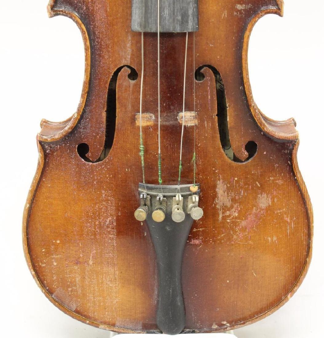E.R. Pretzscner Stradivarius Model Violin - 3