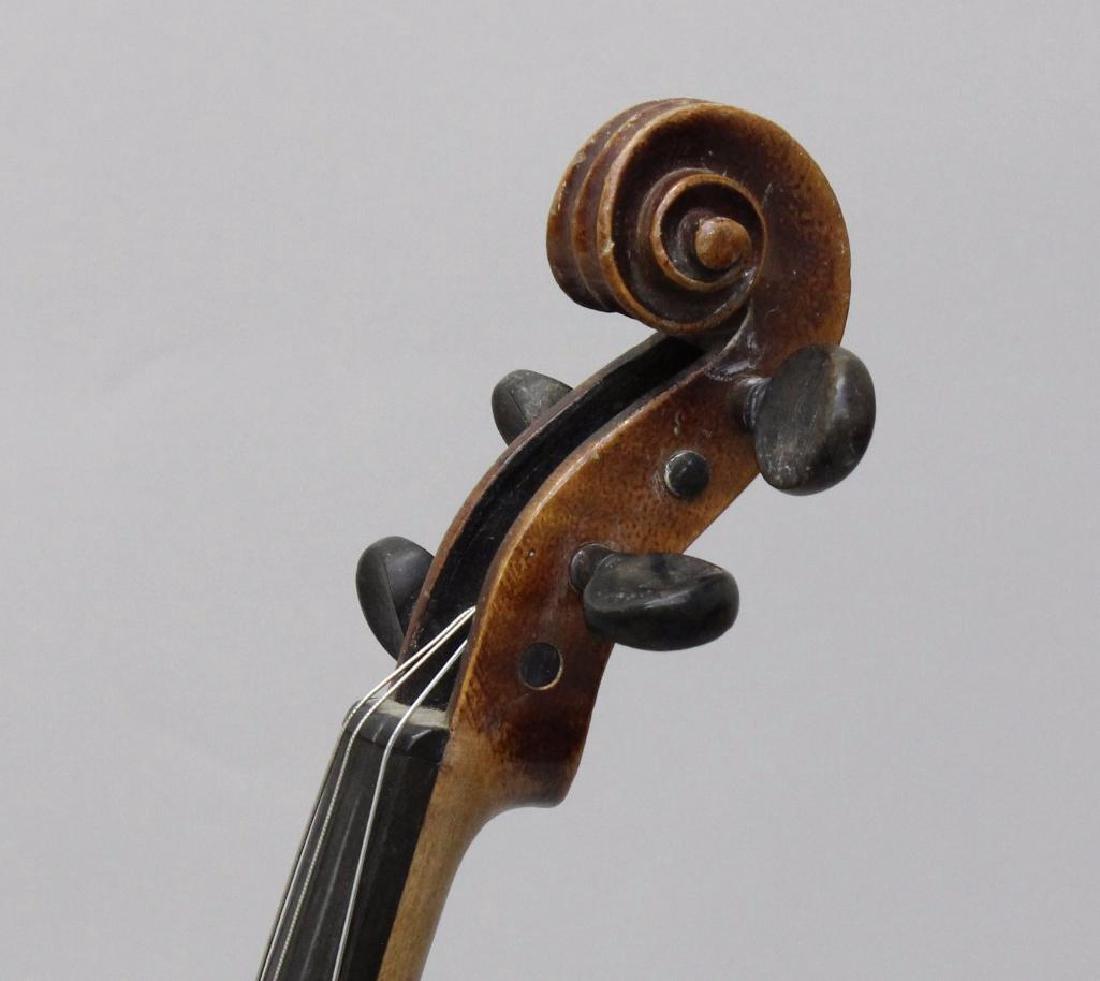 E.R. Pretzscner Stradivarius Model Violin - 5