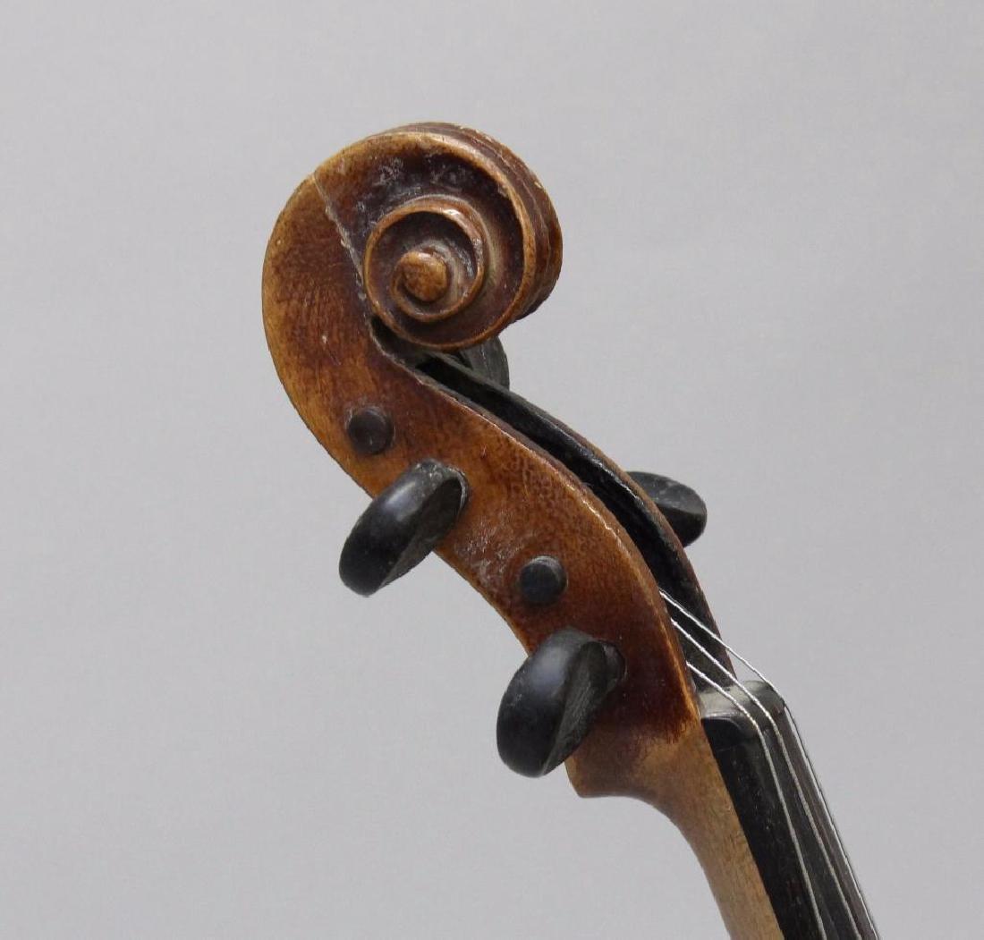 E.R. Pretzscner Stradivarius Model Violin - 6