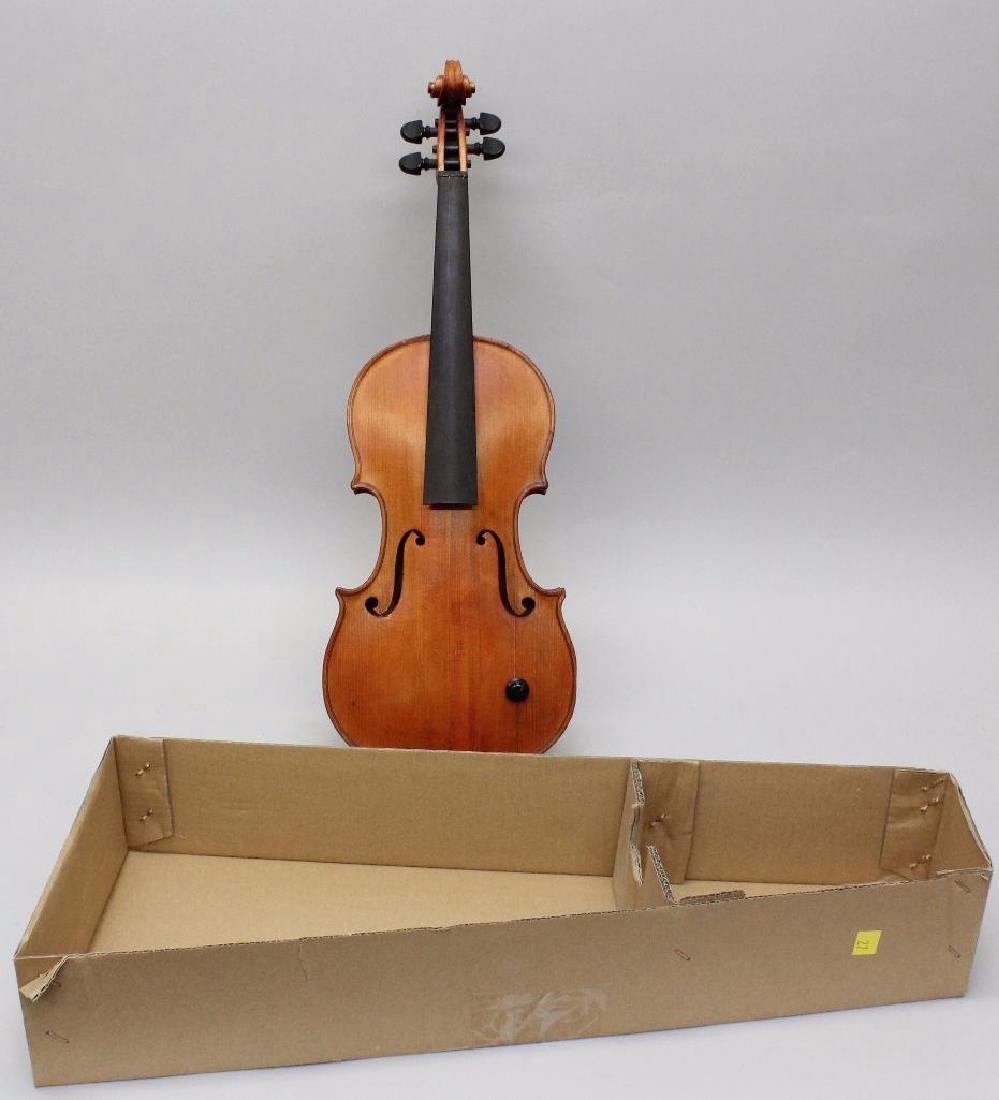 Giovanni Leoni Violin - 8