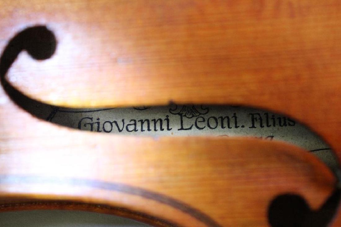Giovanni Leoni Violin - 9